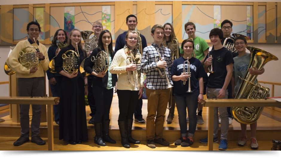 Brass of Peace 2014-15
